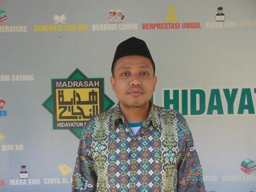 Abdul Malik, S.Kom