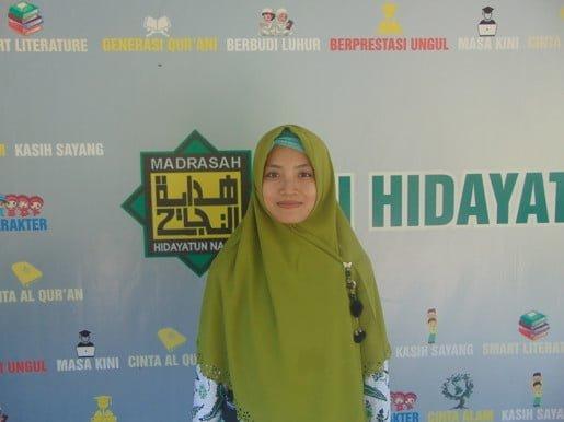Ainun Nurika Assaidah, S.Pd.I