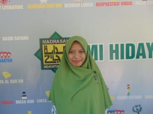 Ari Nur Faiz, S.Pd
