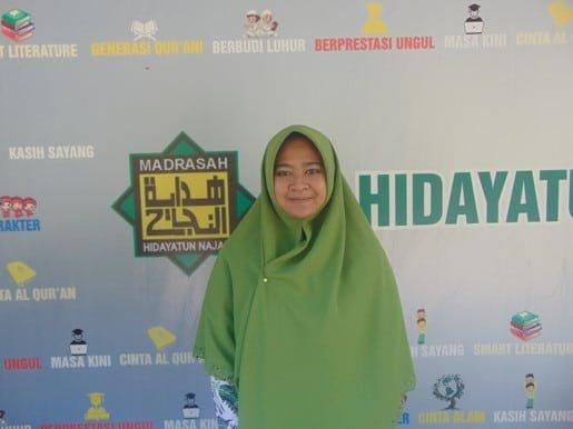 Farida Nurul Aini, S.Pd.I