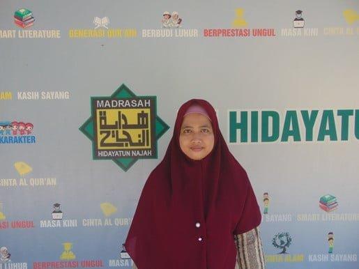 Laely Nur Gawiyyu, S.Pd