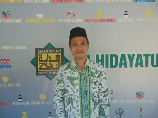 Moh. Yasin Yusuf, S.Pd