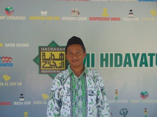 Muhammad Nashrun, S.Pd.I
