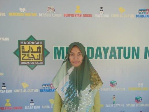 Muslihah, S.Pd.I