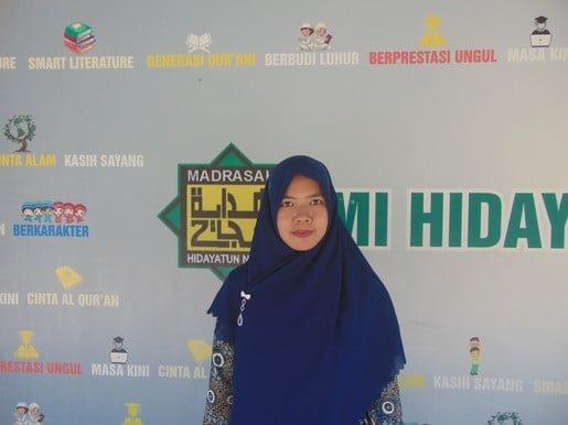Nur Alimah, S.Pd
