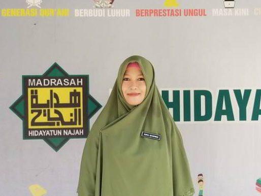Nurul Istiqomah, S.Pd