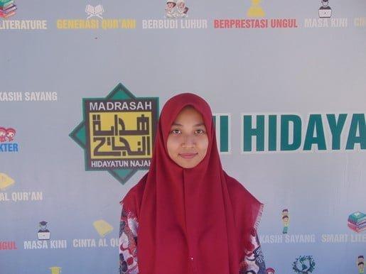 Risa Nur'aini, S.Pd