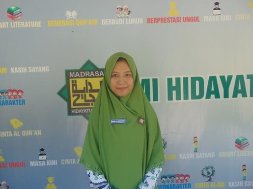 Shella Andreana Hermawan, S.Pd