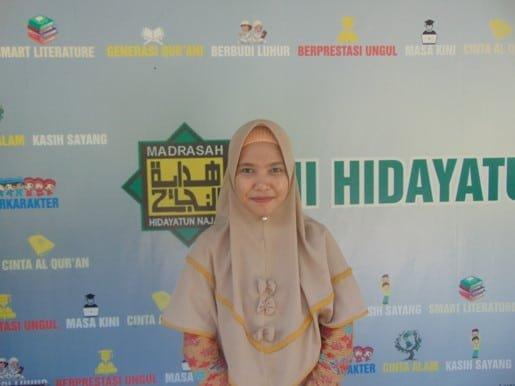 Siti Husniatun Nisaiyah