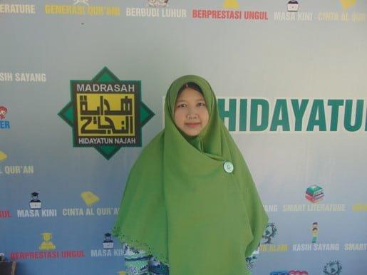 Siti Maisyaroh, S.Pd