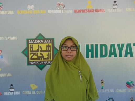 Siti Muizatun Ni'mah, S.Pd