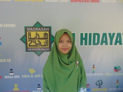Siti Nur Halimah, S.Pd