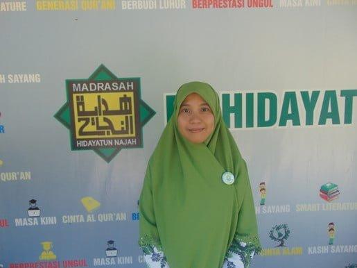 Siti Qomariyah, S.Pd
