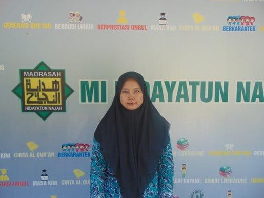 Siti Sholihatun Ni'mah, S. Pd