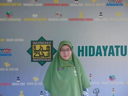 Siti Umi Choiriyah, S.Pd.I