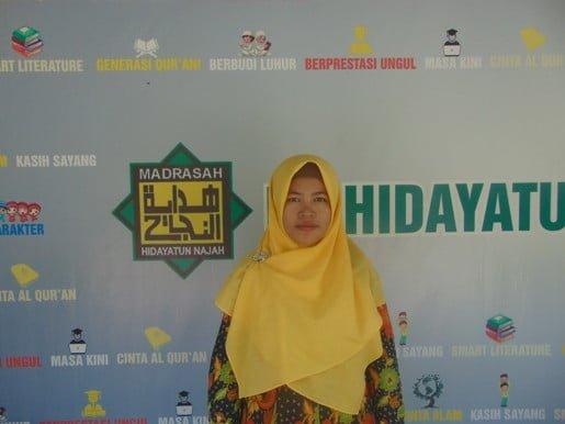 Sokhi Fatul Layliya, S.Pd