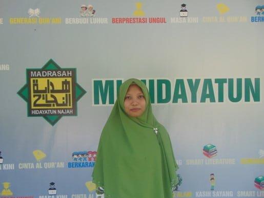 Vivi Nur Latifah, S.Pd